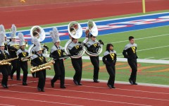 Pride of the Tribe advances to area marching competition