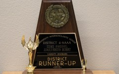 One-act play advances to area as academic team takes second place in district
