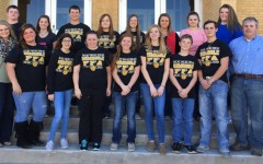 FFA leadership teams qualify for area competition