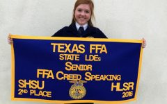 FFA members place at state leadership competition