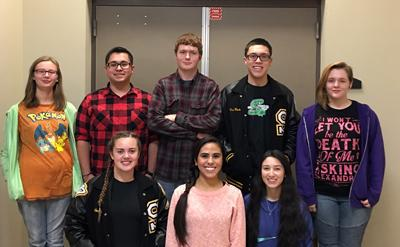 Eight make all-region band with six advancing to next level