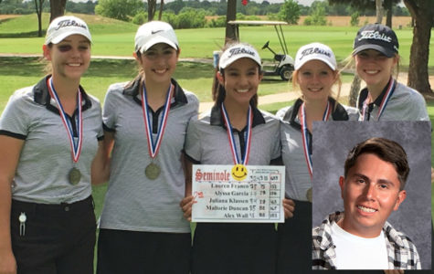 Six golfers qualify for state
