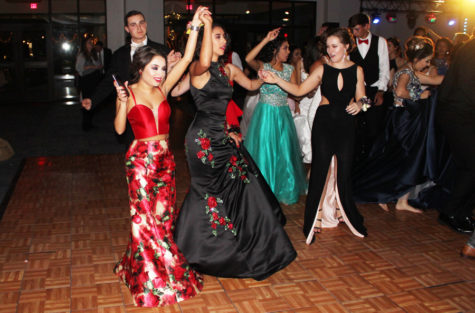 Prom moves to new venue