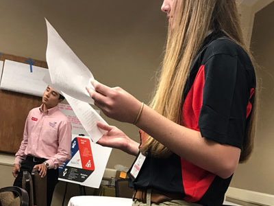 IN HER OWN WORDS: SkillsUSA delegate reflects on visit to Washington, D.C.