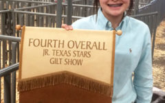FFA students take prizes in San Angelo show