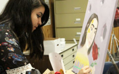 Artists get ready for VASE competition