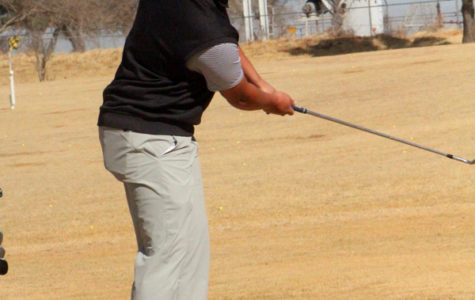 Indian golf takes second at home meet