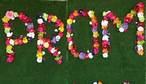 Prom displays 'Romantic Garden' theme