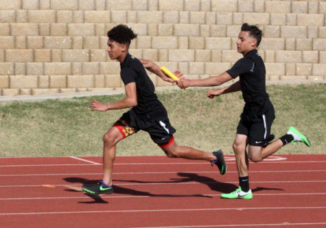 Maiden track to compete in area