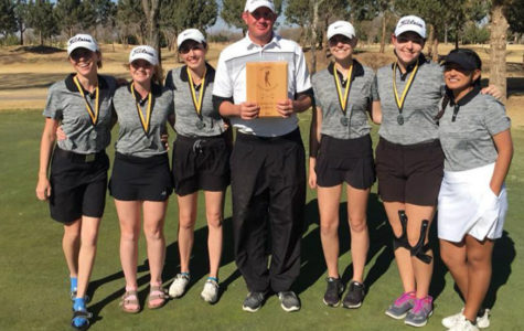Maiden golf state-bound after third place finish at region