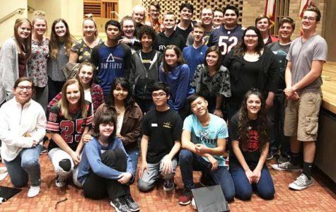 29 musicians earn spots in region choir