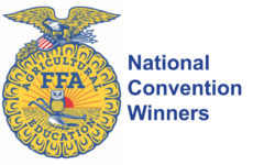 FFA trio takes awards at nationals