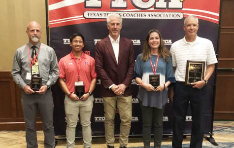 District coaches select fall honors, Gersbach receives regional accolades