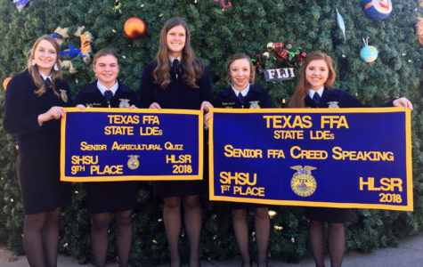 FFA members compete at state