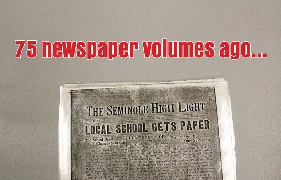 The+Seminole+High+Light+%281938%29--%0AThe+first+SHS+newspaper+was+run+off+on+a+ditto+machine.+The+staff+headed+by+editor+Foster+Lindley%2C+Jr.+went+in+search+of+a+business+which+would+print+it+on+a+new+linotype+machine.