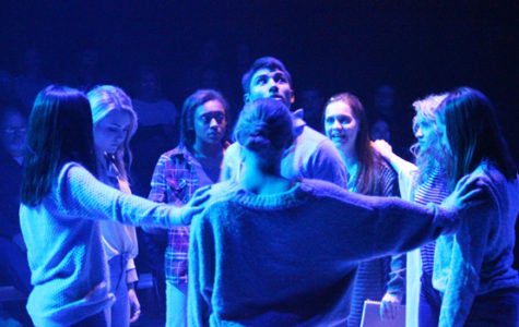 Theater Department has one more night of fall show