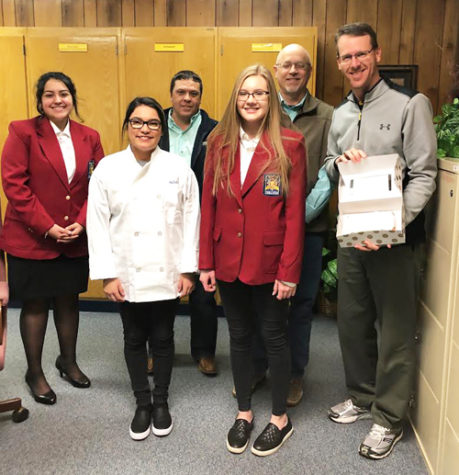 SkillsUSA gives smiles to local families