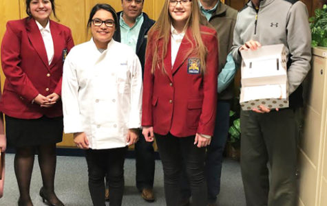 SkillsUSA Family Consumer Sciences completes service projects