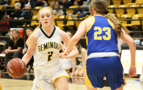 Brattain tops women's all-district basketball list