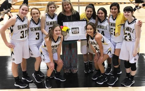 JV Maidens finish 8-0 in district