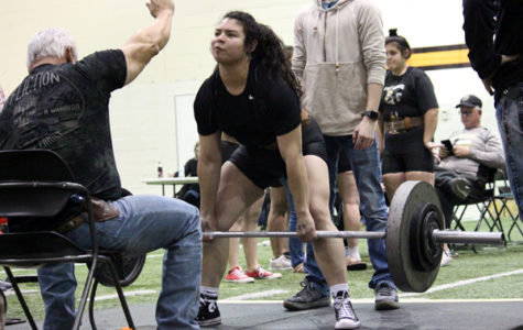 Two Maiden powerlifters qualify for regionals
