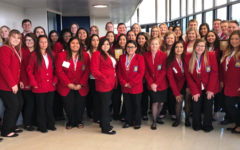 SkillsUSA students compete in district, 39 qualify for state