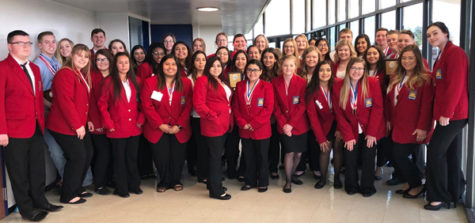 SkillsUSA brings home state awards