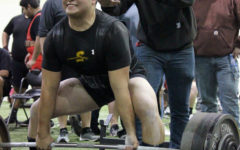 Alvidrez poised to take state powerlifting title