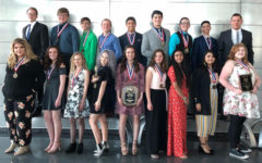 One-act play advances out of district