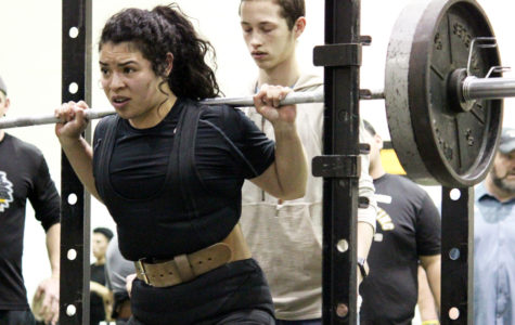 Martinez takes second at state powerlifting meet