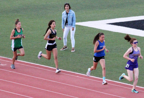 Maiden track finishes in third in Lamesa