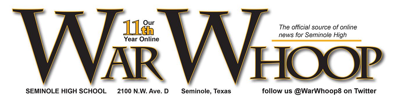 The School Newspaper of Seminole High School