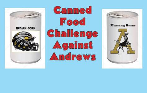 Annual challenge stocks area food banks