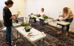 Three ag students pass florist test