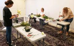 Three ag students pass florist test