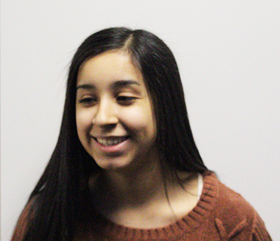 """I'm going to college to be either a lawyer or a teacher."" ""  Jocelyn Martinez-9"