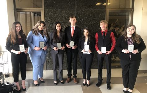 Seven speakers qualify for nationals