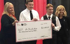 Entrepreneurs take $2,000 with 'Big Idea'