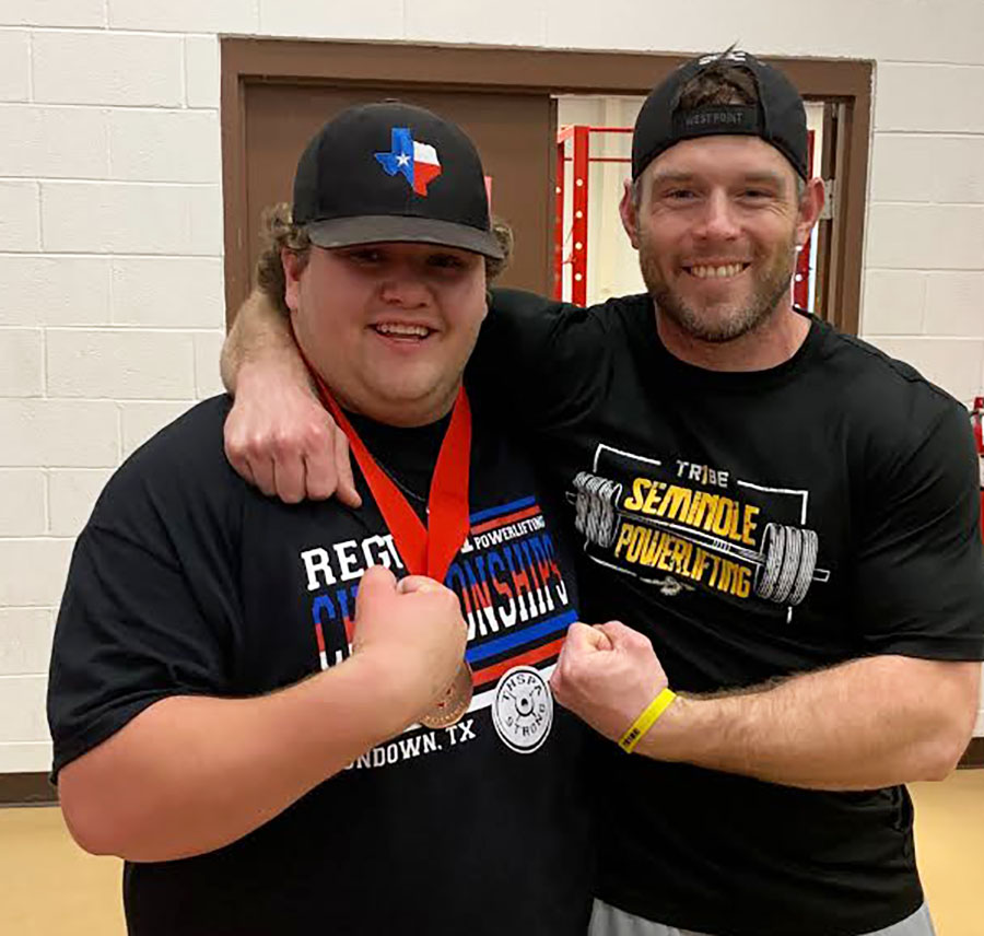 Jennings qualifies for state powerlifting