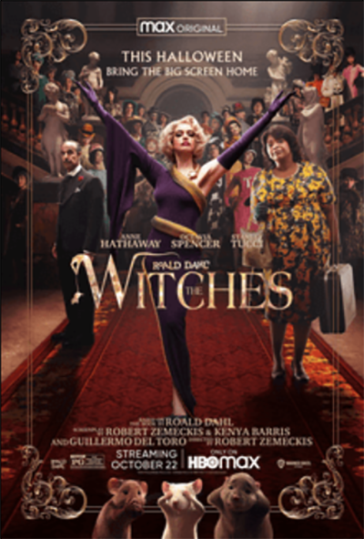 SOUNDBITE: Witchy remake is good choice for spooky Halloween season