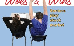 Seniors play stock market