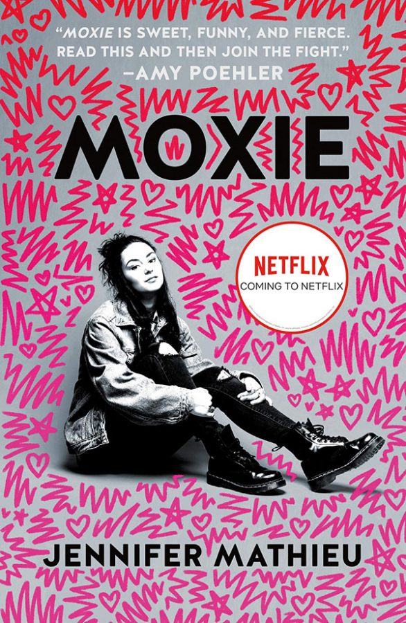 Moxie--on Netflix starting March 3, 2021
